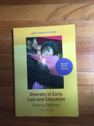Diversity in early care and education fifth edition