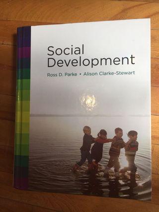 Social development Clarke-Stewart Ross Parke