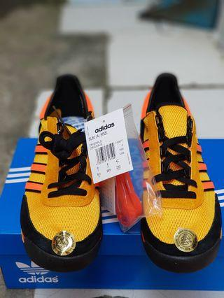 Adidas Spezial SL80 Collegiate Gold Core Black Solar Orange F35877