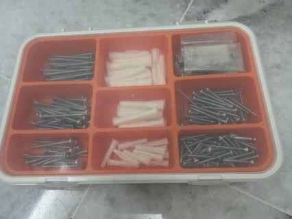 Ikea fixa screws