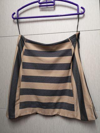 Oasis scallop skirt