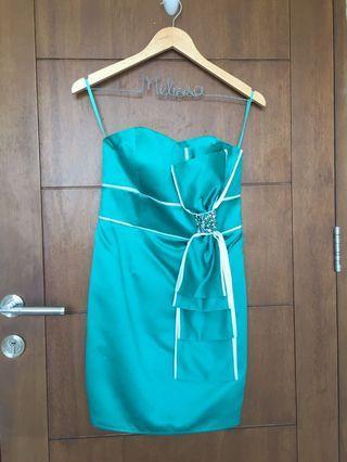 Big Ribbon Bodycon Minidress