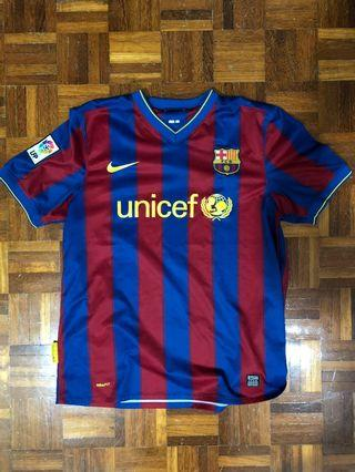 Barcelona Season 09/10 Jersey (Original)