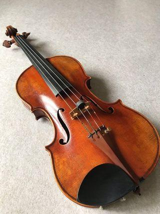 Scott Cao early stage Violin 小提琴