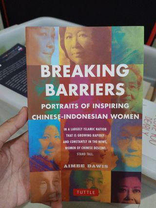 Breaking Barriers - Portraits of Inspiring Chinese-Indonesian Women by Aimee Dawis