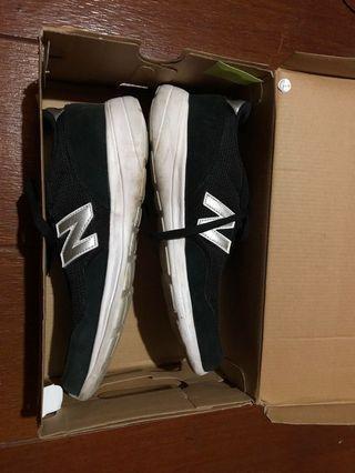 Running shoe, new balance.
