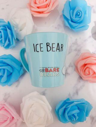 Botol Minum We Bare Bear Blue