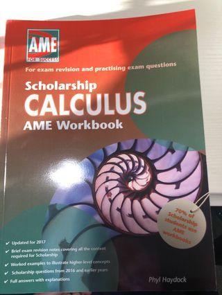 AME Calculus Workbook