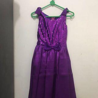 Dress Blink Purple (stock ada 2)