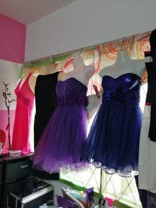 Dinner Dress And casual dresses/ Gown