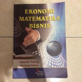 Buku matematika bisnis