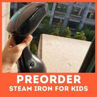 ❤️ Steam Iron For Kids