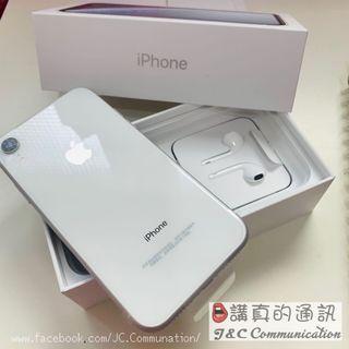 iPhone XR 128G 白