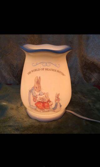 彼得兔🐰薰香精油燈 氣氛小夜燈