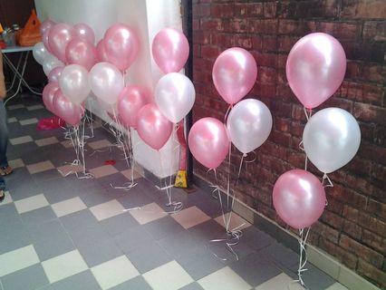 Helium balloon kajang