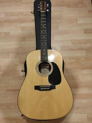 Martin D-1 GT Acoustic Guitar (Made in USA)
