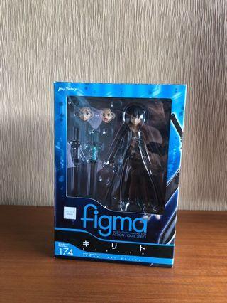 Sword Art Online Kirito Figma