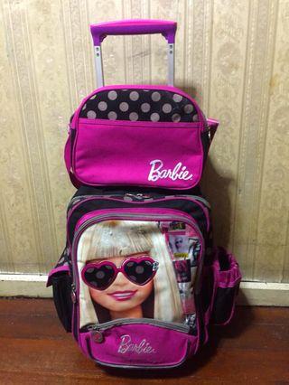 Original Barbie Bag Trolley