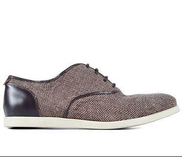 Ftale Estude brown sneakers