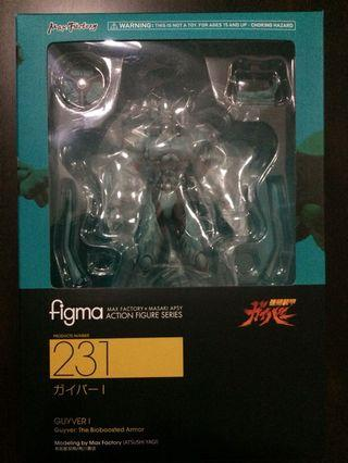 Figma Guyver 1 by Max Factory