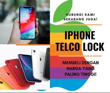 Kami Membeli iPhone Telco Lock