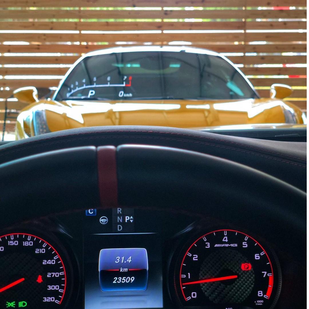 2016年 Benz C63s coupe AMG