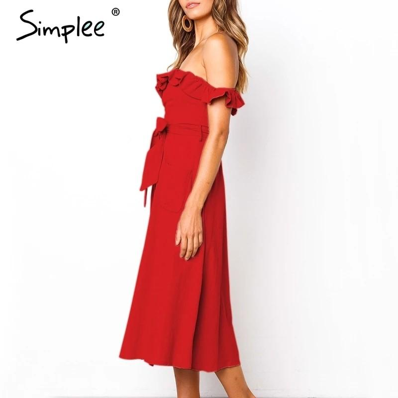 2019Autumn offer shoulder women lace long dress high quality