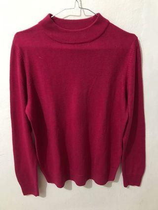 Classic - Sweater Shocking Pink