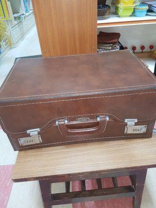 Vintage Luggage suitcase
