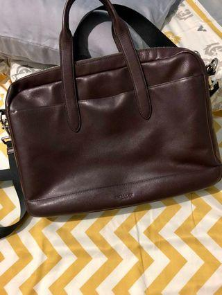 Coach Men Laptop/Document Bag