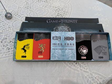 Game Of Thrones card holder slim pocket