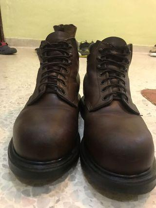 Safety Boot Red Wing