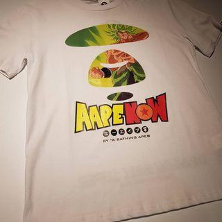 Aape x DragonBall Tee