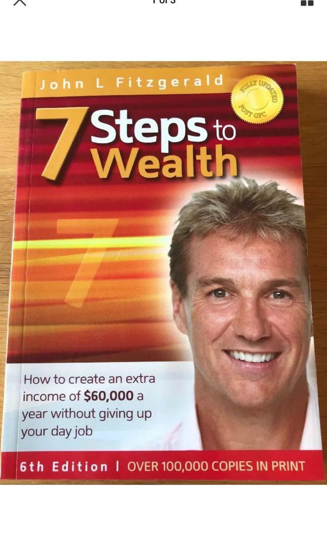 7 Steps To Wealth - John L Fitzgerald