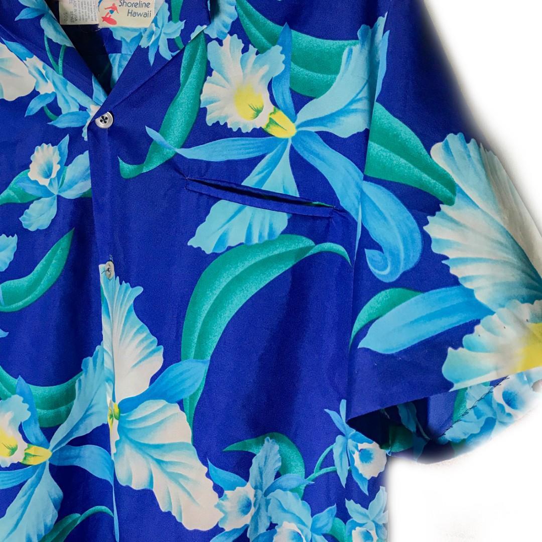 夏天必備♨️夏威夷衫♨️花襯衫 古著 二手 古董衣