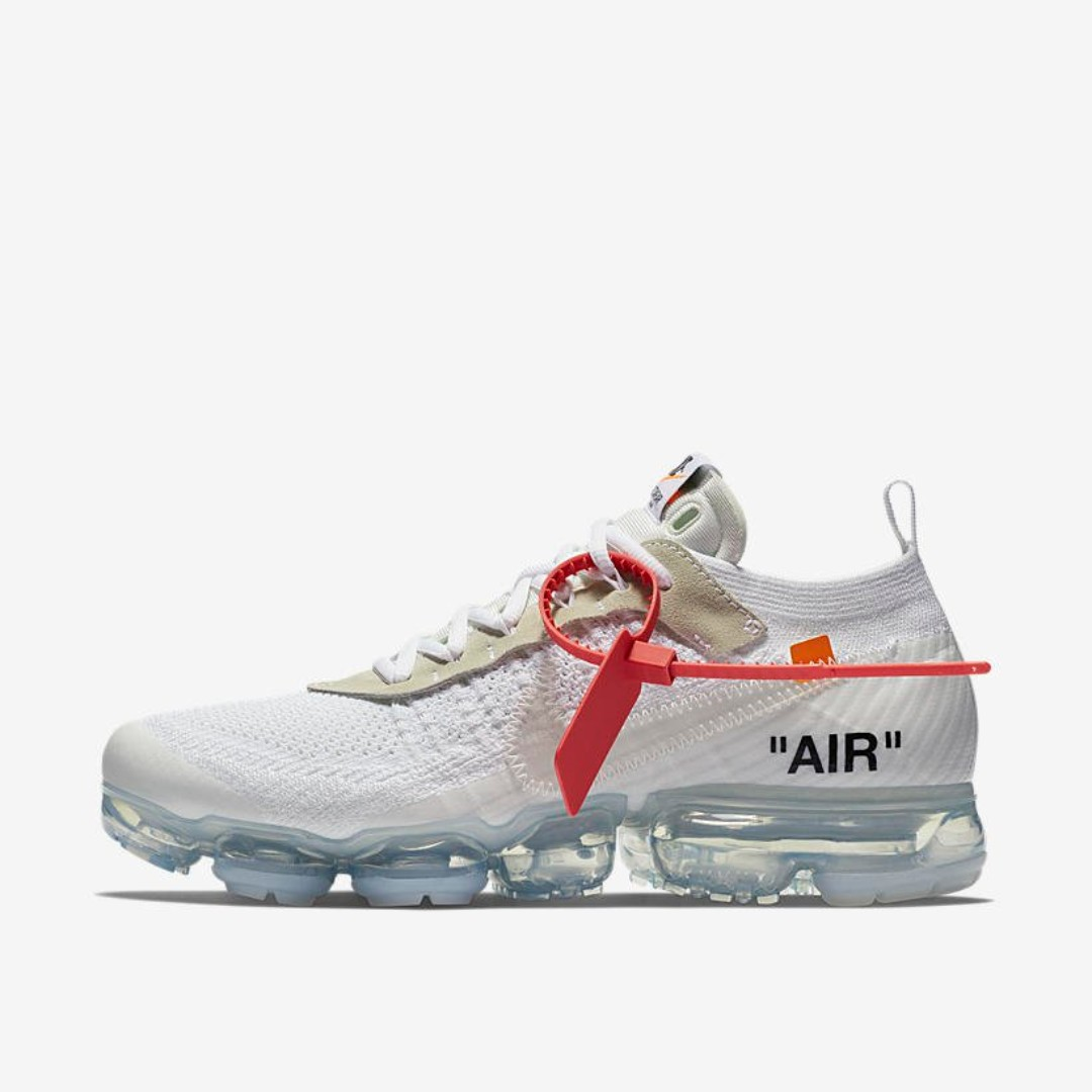 brand new 4412a 930ad 🔥 In Stock🔥 US11 Nike x Off White Vapormax White (2018)