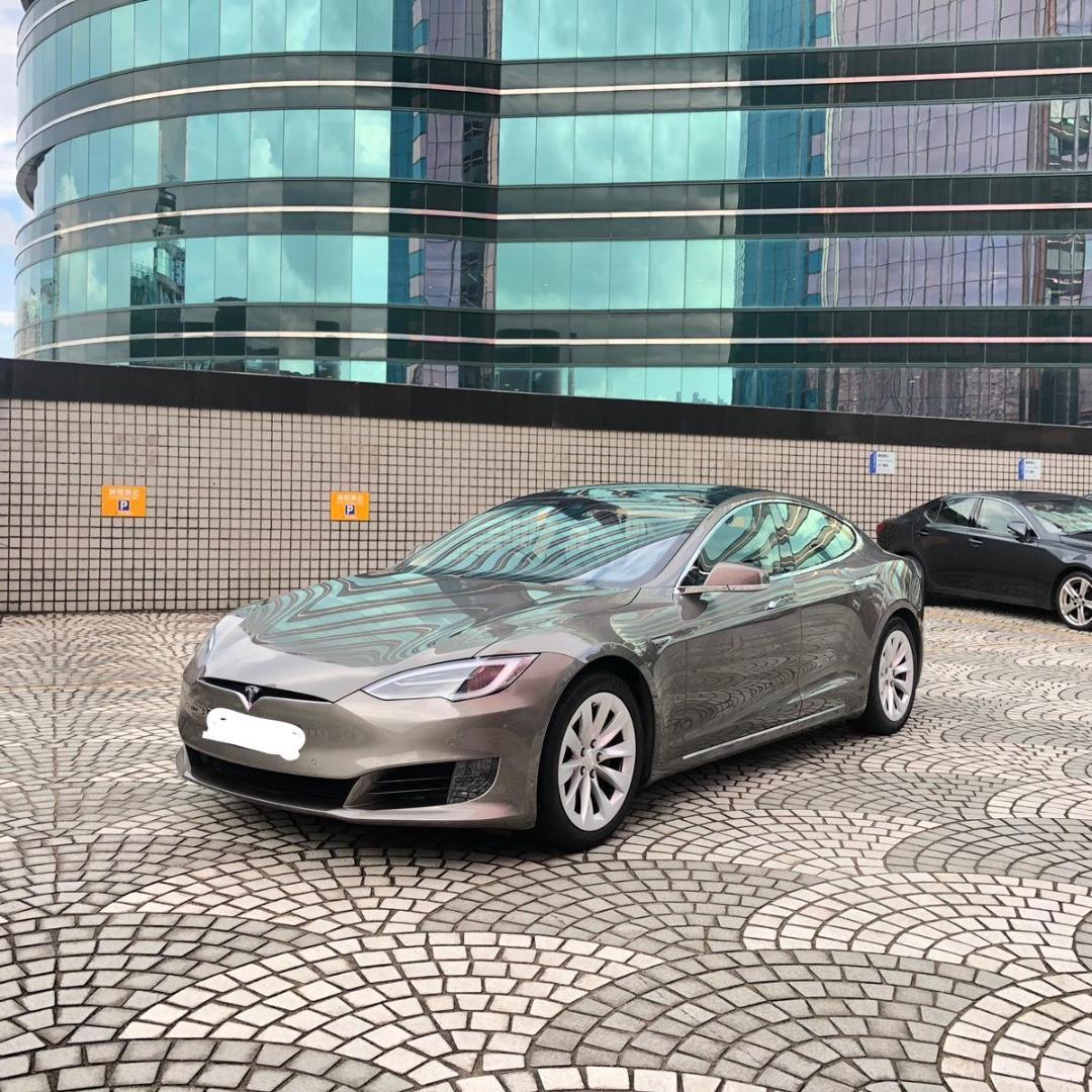 Tesla Model S 70 D 2016