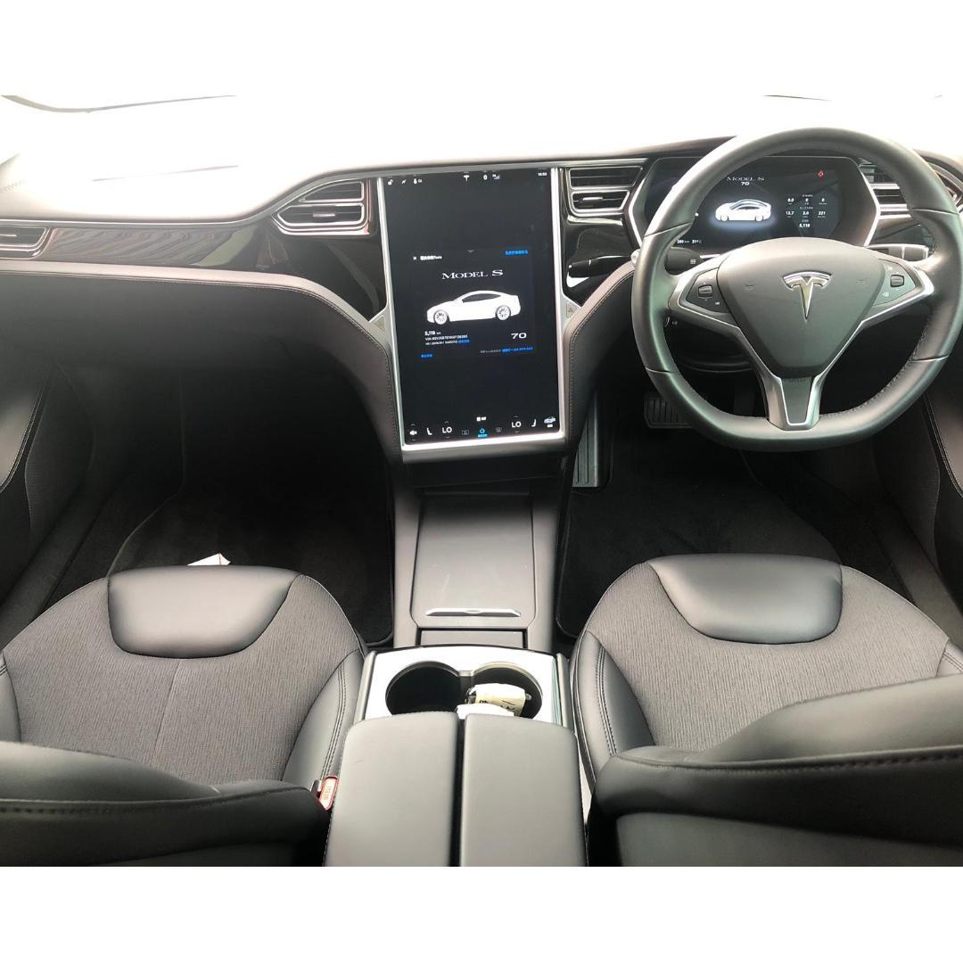 Tesla Model S 70 2016