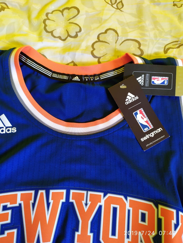 全新細碼Adidas nba jersey 球衣 波衫