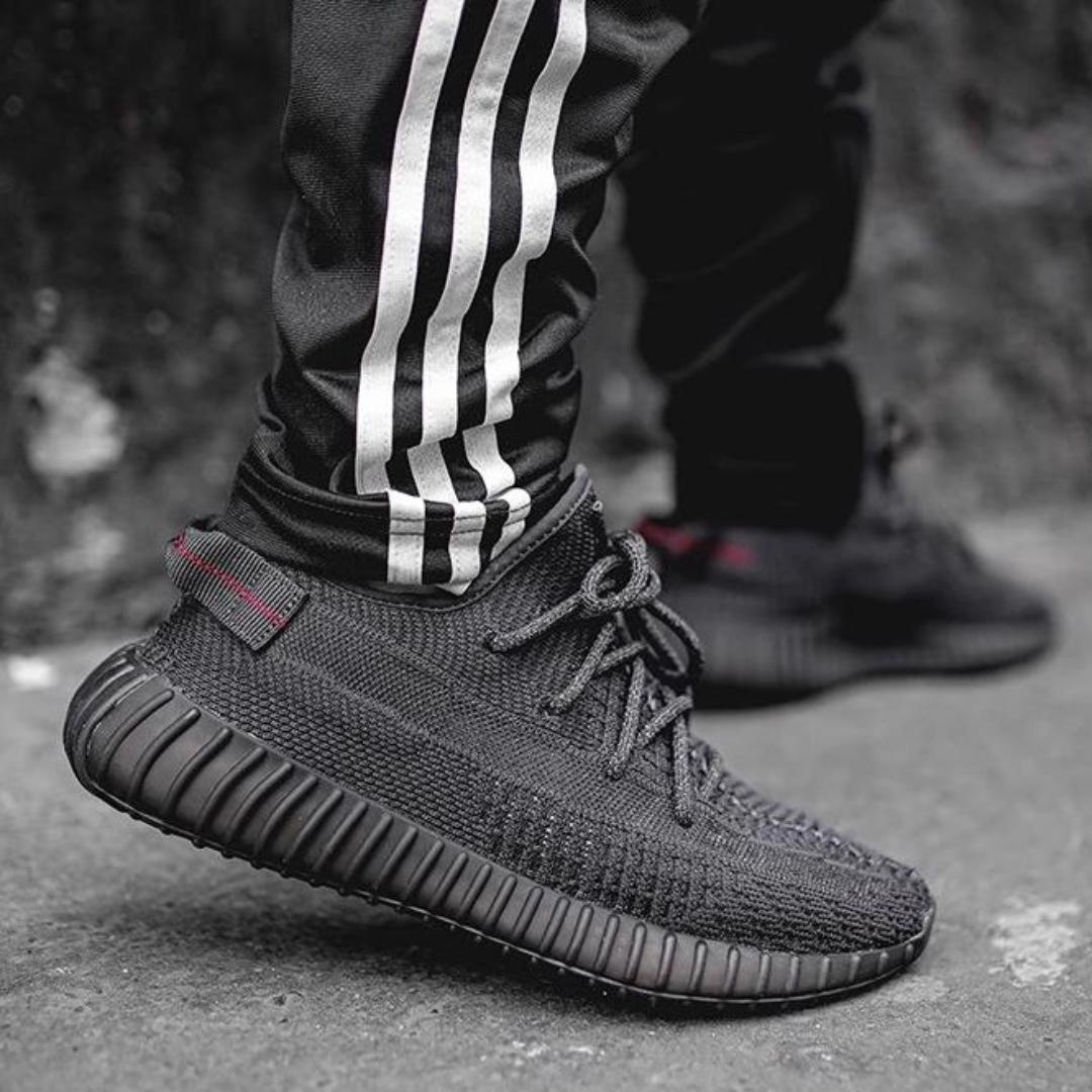 Adidas Originals Yeezy Boost 350 V2 Static Black