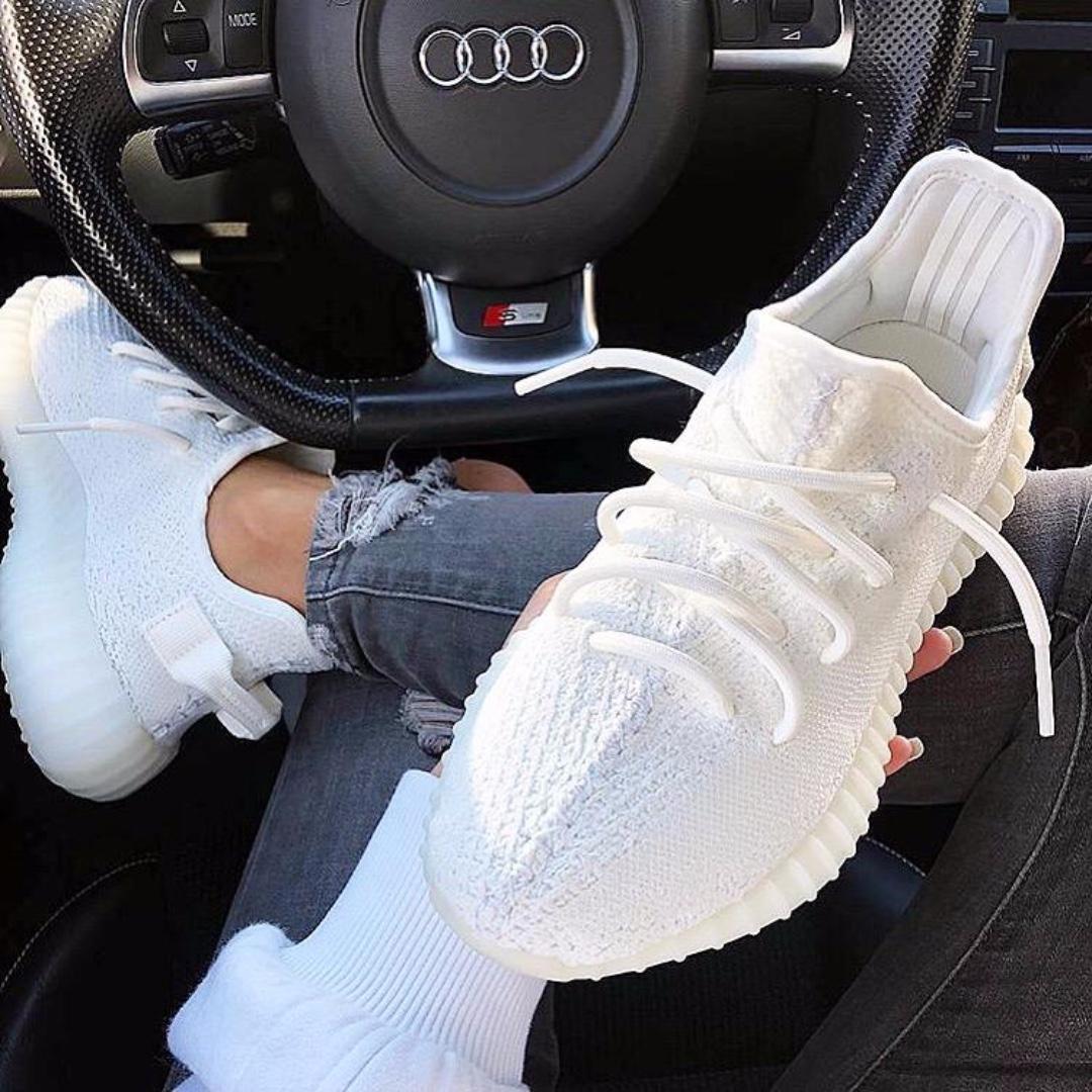 Adidas Yeezy Boost 350 V2 White/Cream