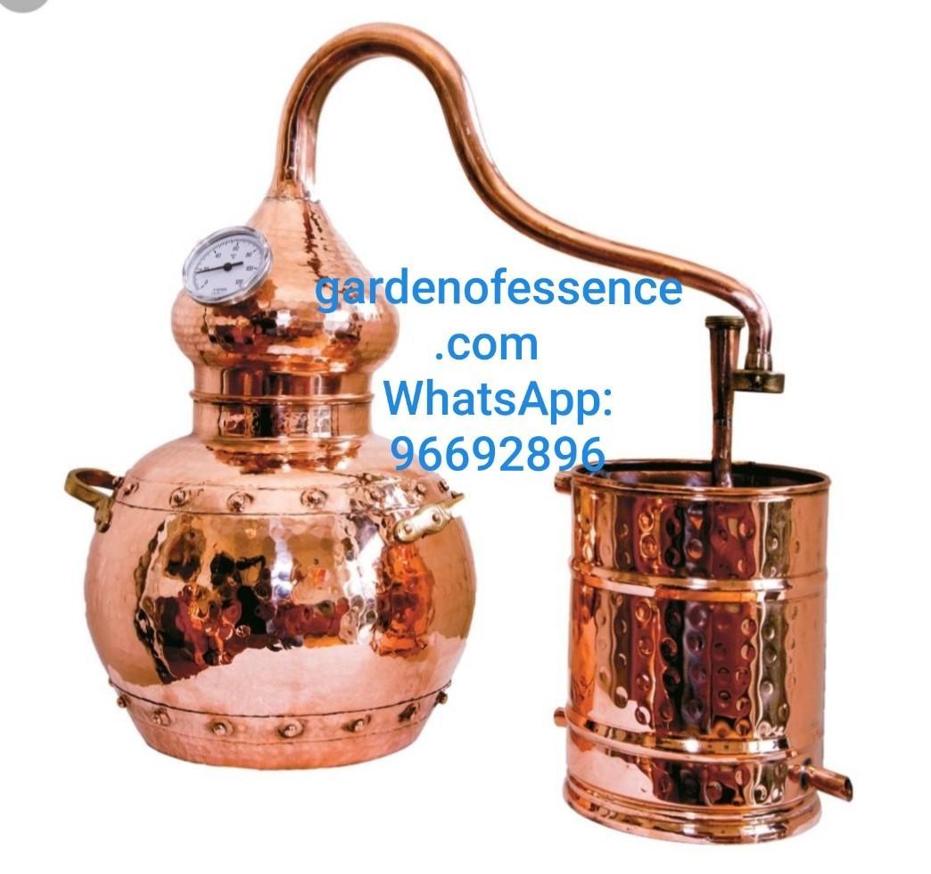 Alembics Copper Still (Distiller) 3L W/O Thermometer, Design