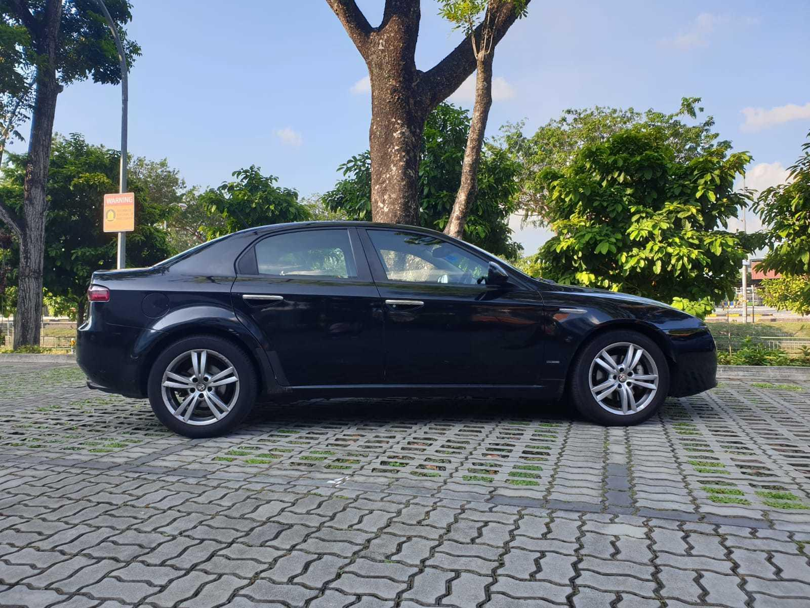 Alfa Romeo 159 *Lowest rental rates, good condition!
