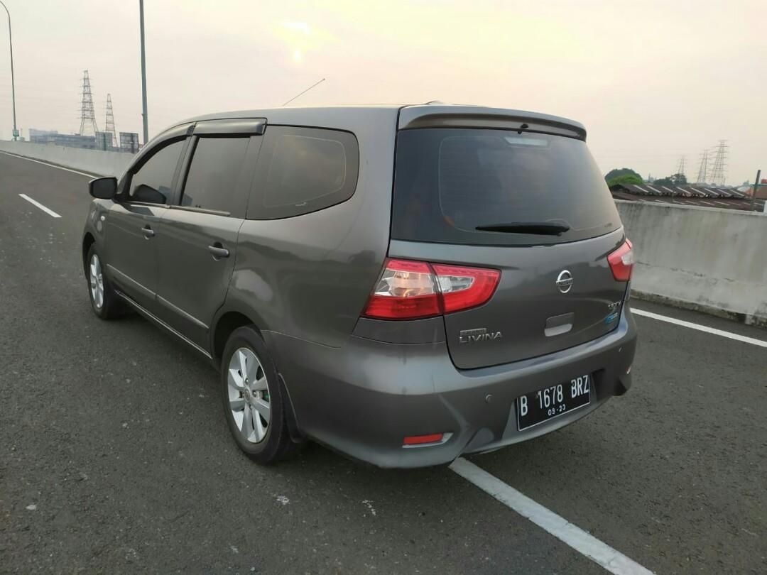 Allnew Nissan Grand Livina XV 1.5 2013 Matic..TOP Condition