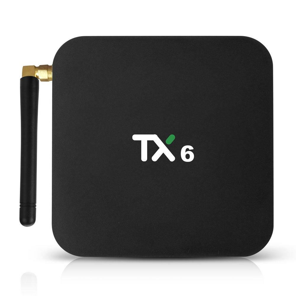 Android TV Box Tanix TX6 on Carousell