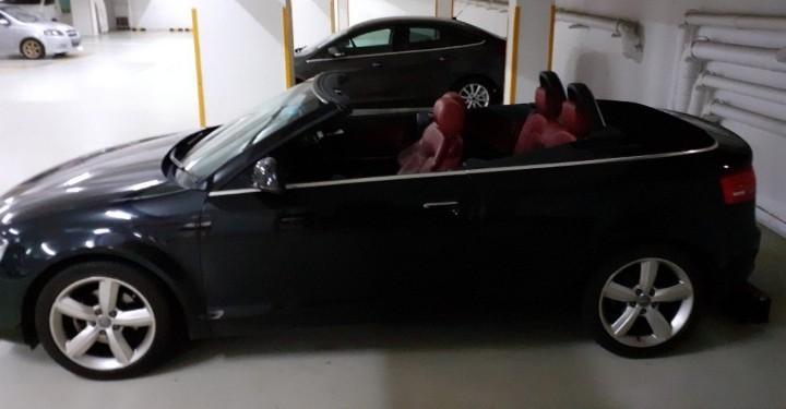 Audi A3 Cabriolet 1.8 TFSI S tronic Auto