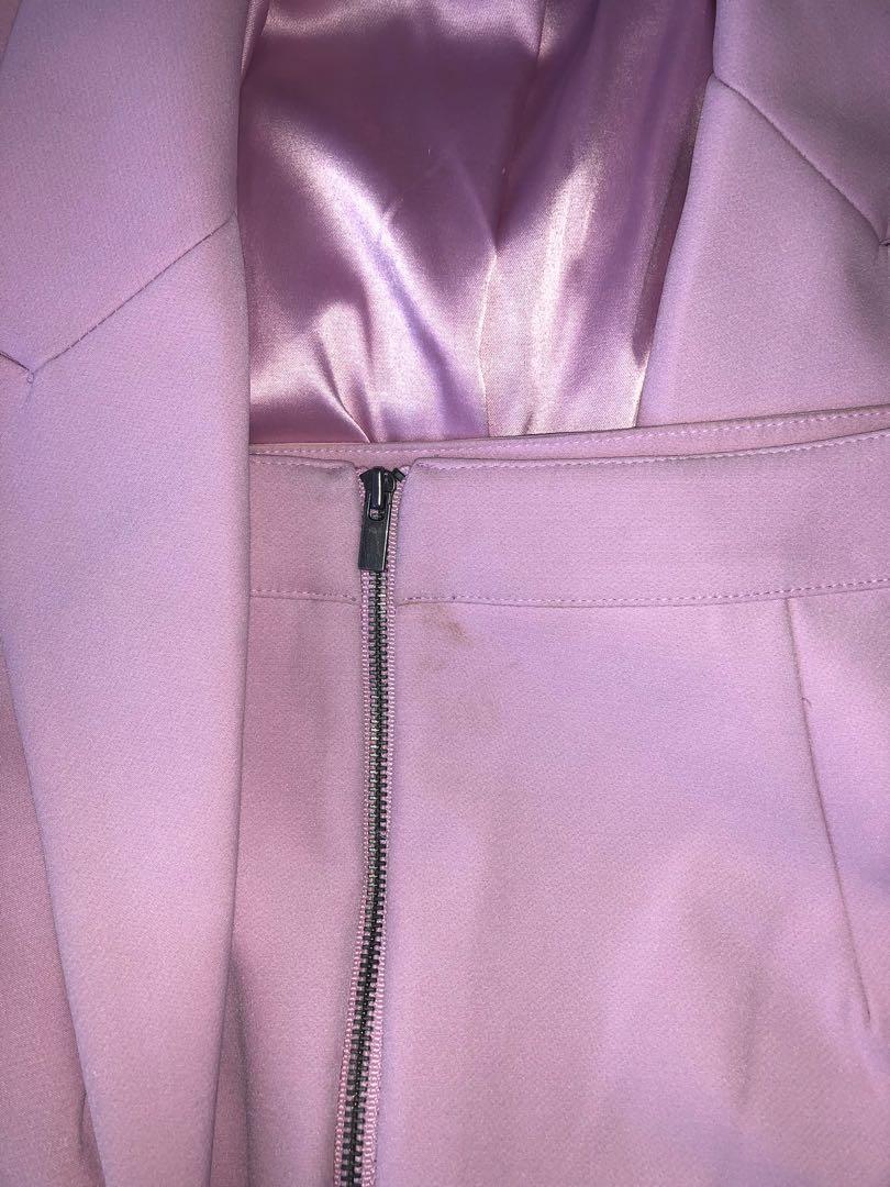 Bardot pink set