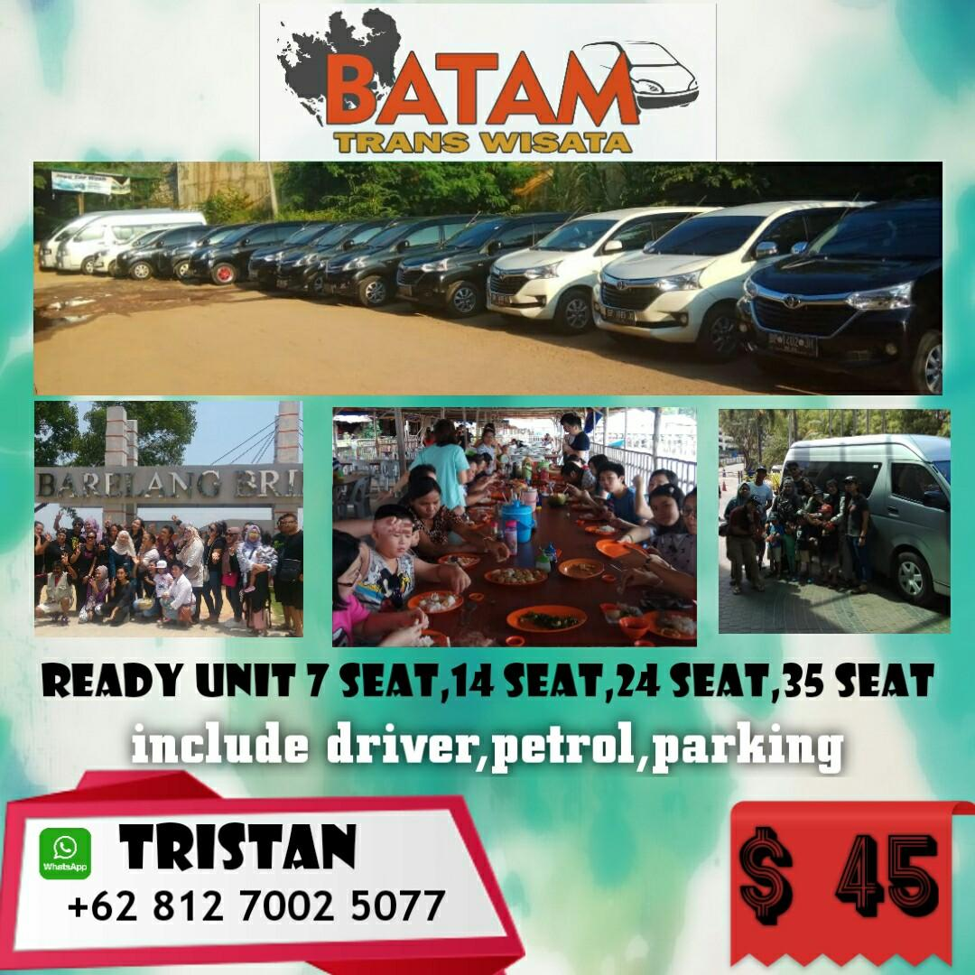 Batam transport and private driver ( http://www.wasap.my/+6281270025077/hallo,tristan
