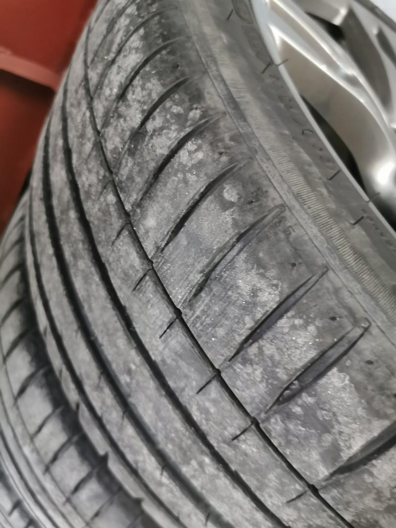 "Bmw Msport 18"" sport rim with Michelin tyres"