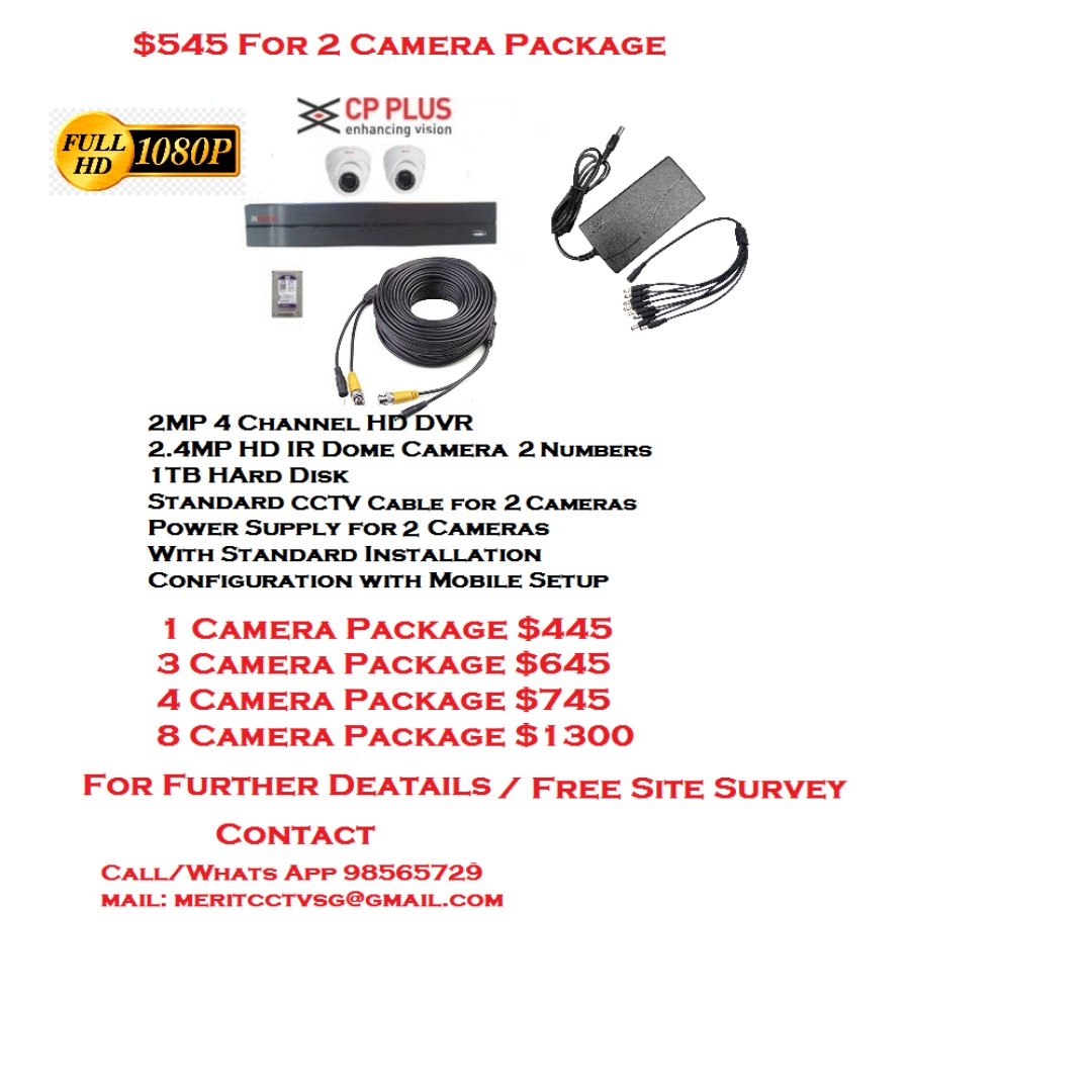 cctv for small shop